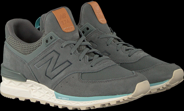a288196d985 Grijze NEW BALANCE Sneakers WS574 WMN - Omoda.nl