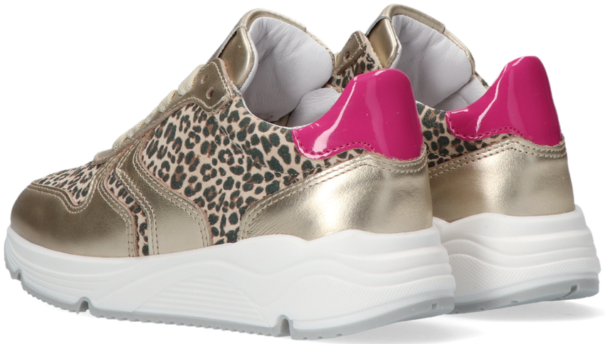 Gouden HIP Lage sneakers H1797  - larger