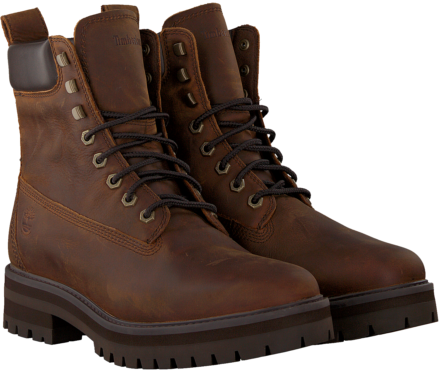 Cognac TIMBERLAND Veterboots COURMA GUY BOOT WP | Omoda