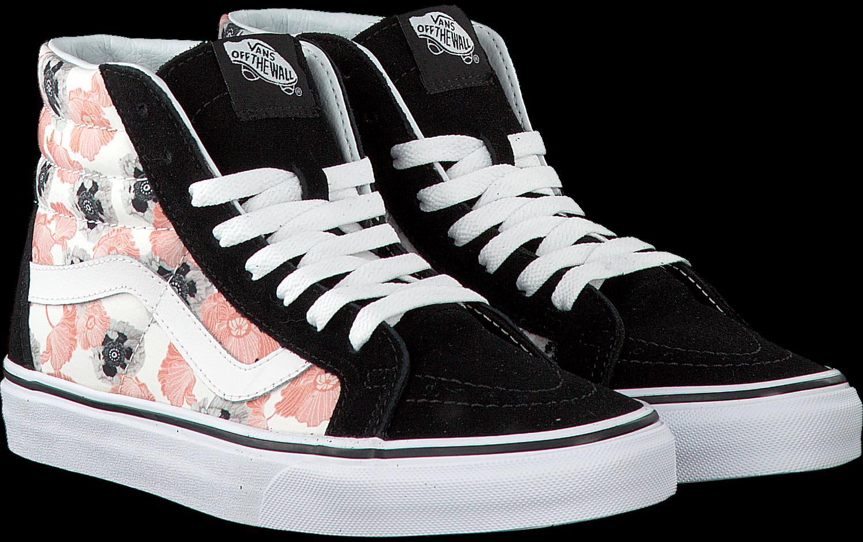 49c23e23ea3 Zwarte VANS Sneakers SK8 HI REISSUE WMN - Omoda.nl