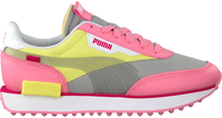 Roze PUMA Lage sneakers FUTURE RIDER FUN ON JR  - medium
