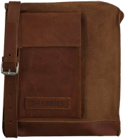 Cognac SHABBIES Schoudertas 262020059  - medium