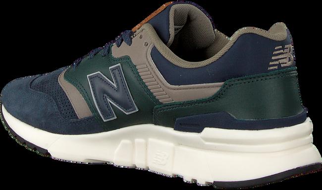 Blauwe NEW BALANCE Sneakers CM997  - large