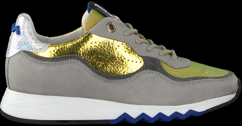 Omoda Floris Bommel Van Gele Sneakers 85265 OwnBqaxFf