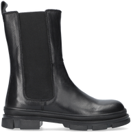 Zwarte TON & TON Enkelboots HOLLY  - medium