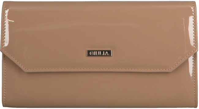 Camel GIULIA Clutch G.HANDBAG - large