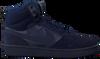 Blauwe NIKE Hoge sneaker COURT BOROUGH MID KIDS  - small
