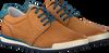 Cognac VAN LIER Sneakers 7450 - small