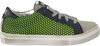 Groene P448 Sneakers 261913032  - small