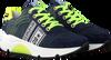Blauwe DEVELAB Lage sneakers 41421  - small