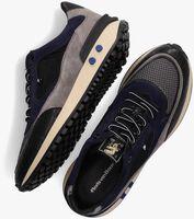 Blauwe FLORIS VAN BOMMEL Lage sneakers 16488  - medium