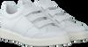 Witte NUBIKK Sneakers NOAH STRAPS  - small