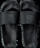 Zwarte PUMA Slippers LEADCAT SATIN WMNS  - small