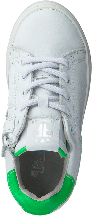 Witte PINOCCHIO Sneakers P1831 - larger