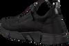 Zwarte RED-RAG Sneakers 15549 - small