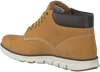 Gele TIMBERLAND Sneakers BRADSTREET CHUKKA LEATHER  - small