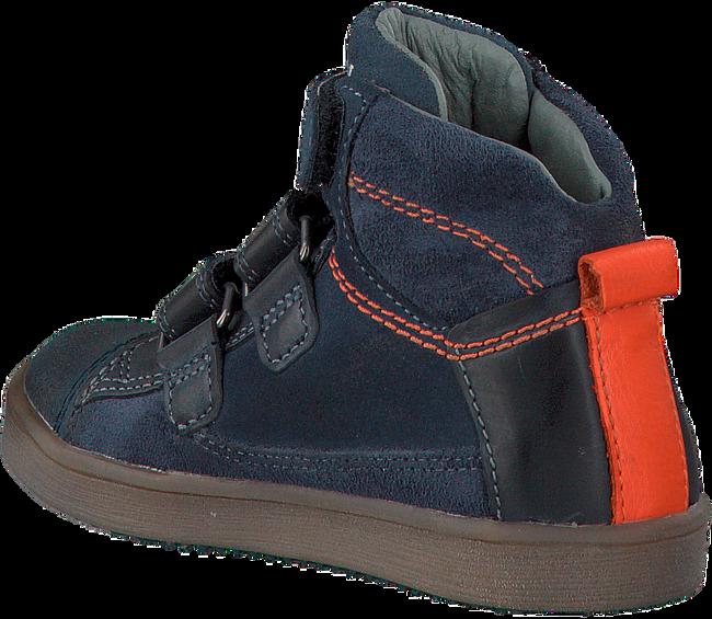 Blauwe BRAQEEZ Sneakers 417531  - large
