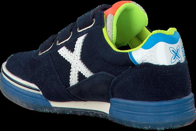 Blauwe MUNICH Sneakers G3 KID VELCRO - large