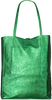 Groene TOSCA BLU SHOES Shopper SS1811S301 - small