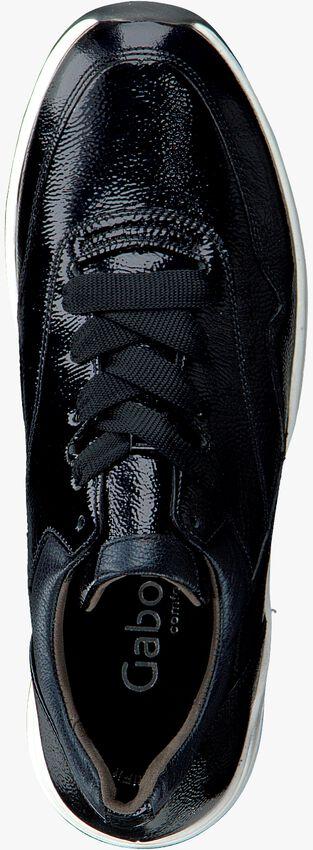 Blauwe GABOR Lage sneakers 305  - larger