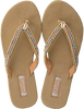 HOT LAVA SLIPPERS BELIZE SHELL & BEADS - small