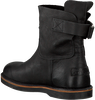 Zwarte SHABBIES Enkelboots 181020020  - small