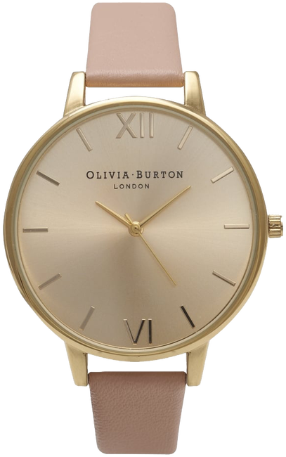 Roze OLIVIA BURTON Horloge BIG DIAL - large