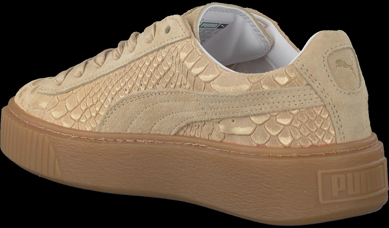 5360e6c4eb6 Beige puma sneakers puma platform exotic skin large next png 1500x879 Puma platform  beige