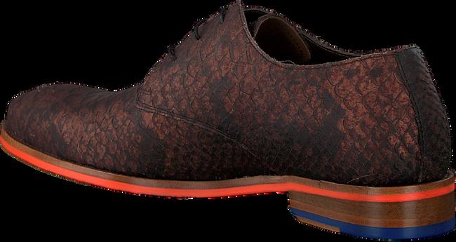 Bruine FLORIS VAN BOMMEL Nette schoenen 18077 - large