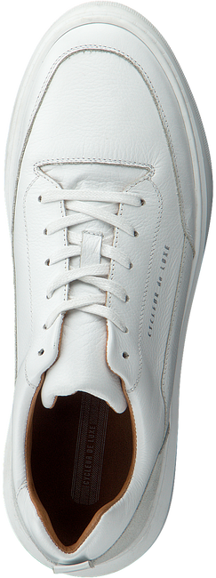 Witte CYCLEUR DE LUXE Lage sneakers MIMOSA MEN  - large