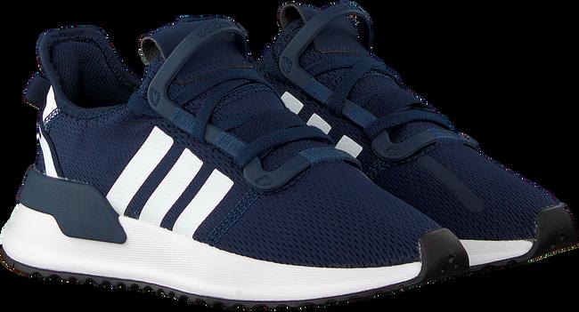 Blauwe ADIDAS Lage sneakers U_PATH RUN C  - large