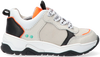 Witte BUNNIES JR Lage sneakers CHARLY CHUNKY  - small