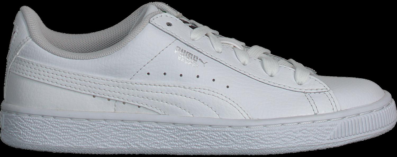 fb615bec325 Witte PUMA Sneakers BASIC CLASSIC LFS KIDS - large. Next