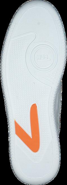 Witte HUB Lage sneakers BASELINE-W jXyE2pSU