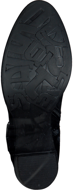Zwarte OMODA Enkellaarsjes 210204  - large