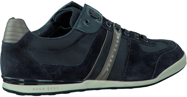 Blauwe BOSS Sneakers AKEEN  - large
