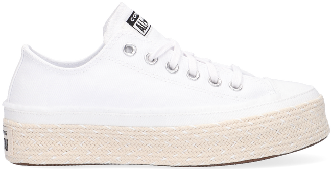 Witte CONVERSE Lage sneakers CHUCK TAYLOR ALL STAR ESPADRIL  - large