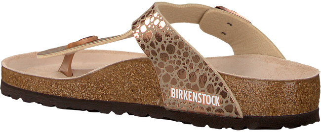 BIRKENSTOCK SLIPPERS GIZEH METALLIC STONES - large