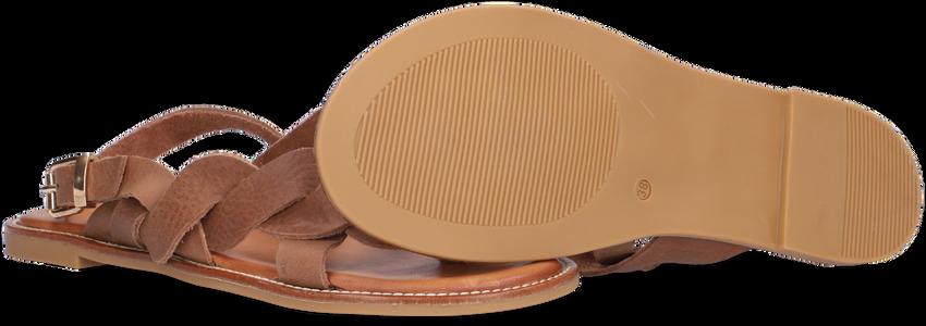 Bruine NOTRE-V Sandalen 10195  - larger