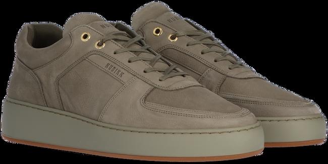 Groene NUBIKK Lage sneakers JIRO LIMO  - large