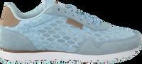 Blauwe WODEN Lage sneakers NORA II MESH  - medium