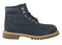Blauwe TIMBERLAND Enkelboots 6IN PRM WP BOOT KIDS  - medium