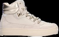 Beige WYSH Hoge sneaker NIKKIE  - medium