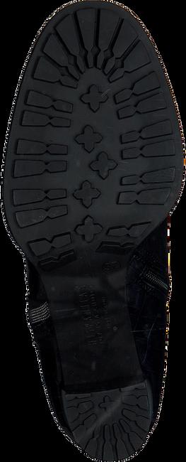 Zwarte HISPANITAS Enkellaarsjes INES-7  - large