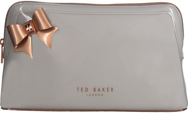 Grijze TED BAKER Toilettas ALLEY - large