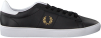 Zwarte FRED PERRY Lage sneakers B8255  - medium