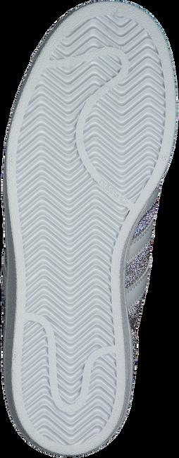 Zilveren ADIDAS Sneakers SUPERSTAR DAMES  - large