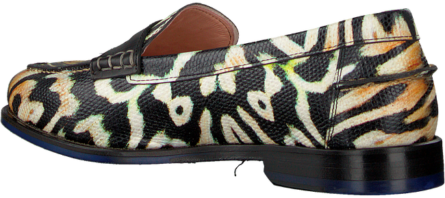 Zwarte FLORIS VAN BOMMEL Loafers 85407  - large