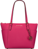 Roze MICHAEL KORS Shopper EW TZ TOTE - small