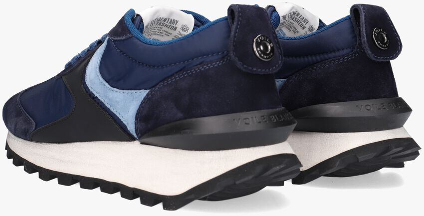 Blauwe VOILE BLANCHE Lage sneakers QWARK MAN  - larger